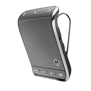 Motorola - Roadster 2 Bluetooth In-Car Speakerphone