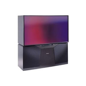 Mitsubishi - 65 inch Rear Projection HD Television