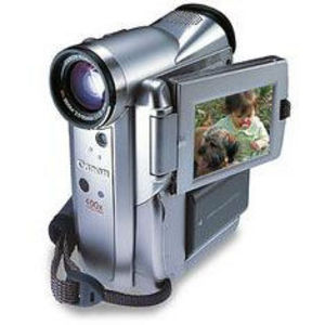 Canon - Elura 50 Mini DV Digital Camcorder