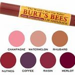 Burt's Bees Lip Shimmer - All Shades