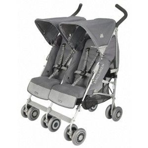 maclaren twin techno double stroller wex15023 reviews. Black Bedroom Furniture Sets. Home Design Ideas