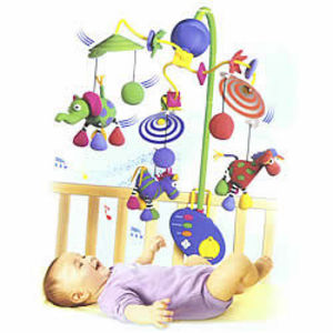 Tiny Love Symphony In Motion Mobile with Remote