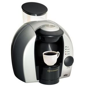 Tassimo by Bosch Single-Cup Hot Beverage System