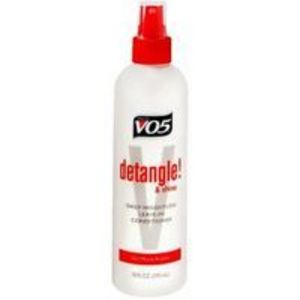 Alberto VO5 Detangle & Shine Lightweight Leave-In Conditioner