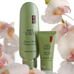 Wei East Chestnut Body Firming Cream Duo