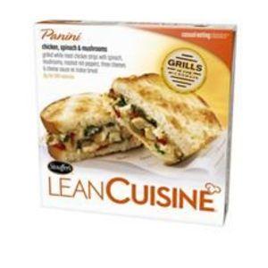 Lean Cuisine Panini