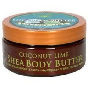 Tree Hut Coconut Lime Shea Body Butter