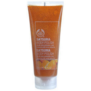 The Body Shop Satsuma Body Polish