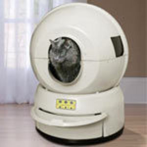 Litter Robot Self-Cleaning Litter Box