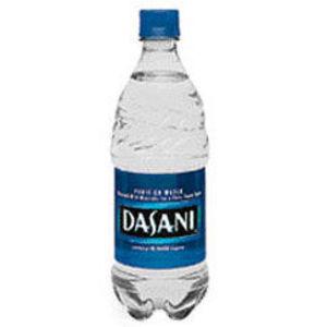 Dasani - Bottled Water