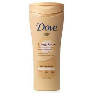 Dove Energy Glow Daily Moisturizer and Self Tanning Lotion