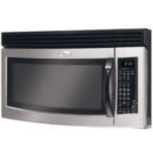 Whirlpool 1000 Watt 1 8 Cu Ft Over The Range Microwave Oven Mh3184xps