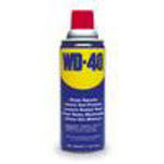 WD40 Aerosol Lubricant, Cleaner and Protectorant