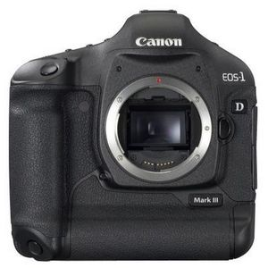 Canon EOS 1D Mark III Digital Camera