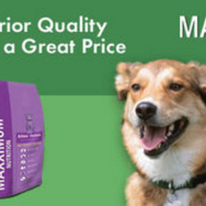 Maxximum Nutrition Super Premium Dog Food Adult Recipe