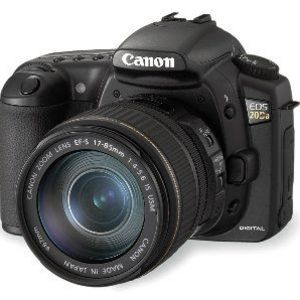 Canon EOS 20Da Digital Camera