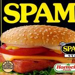 Hormel Spam (meat in a can)