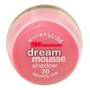 Maybelline Dream Mousse Eyeshadow - All Shades