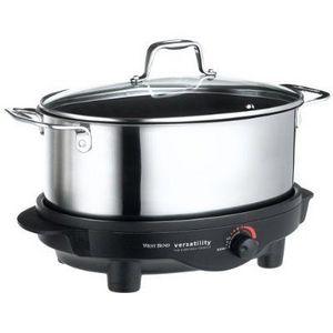 West Bend 6-Quart Versatility Slow Cooker