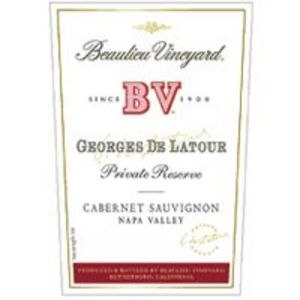 Beaulieu Vineyard , 2001 Cabernet Sauvignon