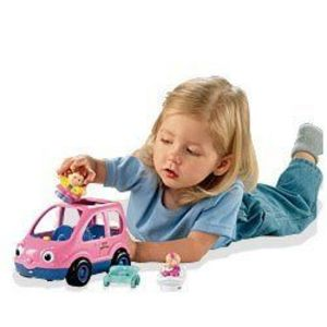 Fisher-Price Little People Melody the Mini Van