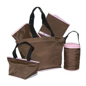 Kalencom  5 Piece Diaper Bag Gift Set