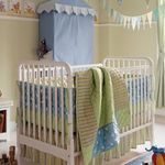 Land of Nod Jenny Lind Crib