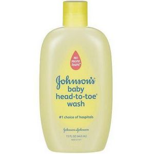 Johnson head to toe baby wash reviews