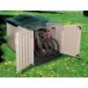 Roughneck Modular Slide Lid Storage Shed