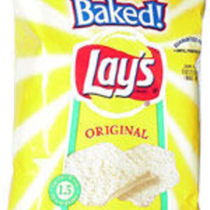 Lay's - Baked Lays Potato Crisps