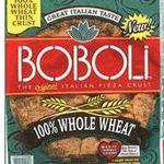 Boboli Whole Wheat Pizza Crust