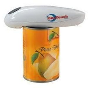 Onetouch Automatic Can Opener White 29101
