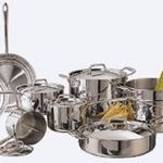 Tramontina Tri-Ply Clad Cookware