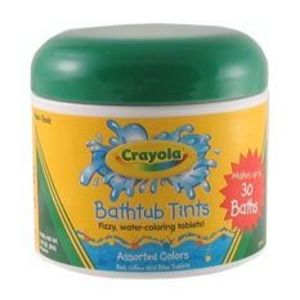 Crayola Bathtub Tints