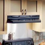 Kenmore Black 30 in. Convertible Range Hood Model #52059