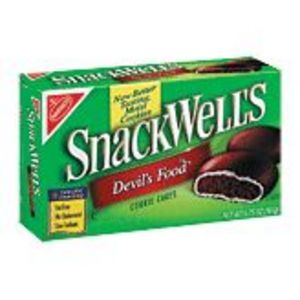 Snackwells - Fat Free Devil's Food Cookies