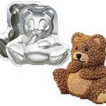 Wilton Stand-Up Cuddly Bear Cake Pan Set
