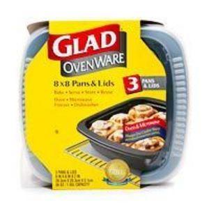 Glad Ovenware