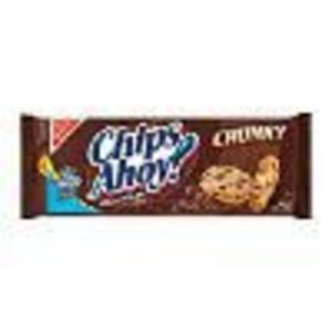 Nabisco - Chips Ahoy! Chunky - Real Chocolate Chunk Cookies