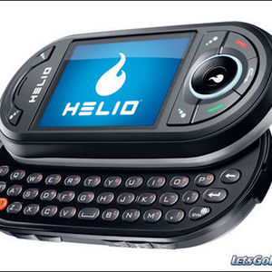Helio - Cell Phone