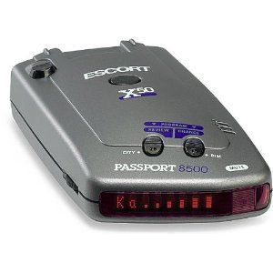 Escort - Passport Radar Detector