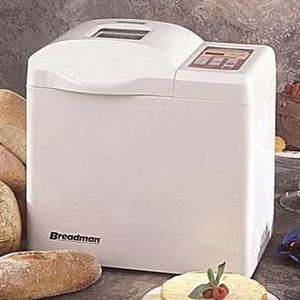 Breadman Corner Bakery Bread Maker