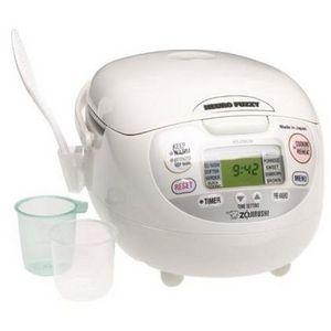 Zojirushi NS-ZCC10 Neuro Fuzzy 5.5-Cup Rice Cooker