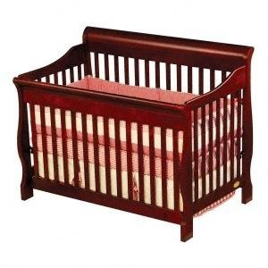Ellis 4-in-1 Sleep System Crib