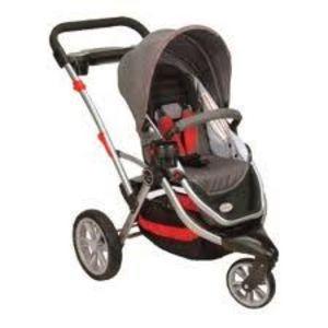 Kolcraft Contours Options 3 Wheeler Jogging Stroller