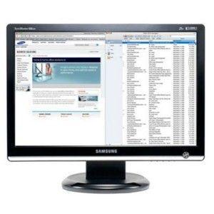 Samsung (Black) LCD Monitor