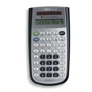 Texas Instruments - TI-36 X Solar Scientific Calculator