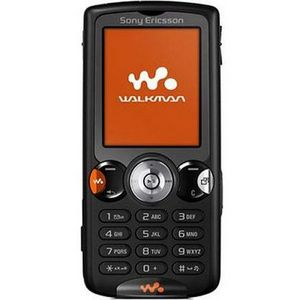 Sony Ericsson Walkman Cell Phone