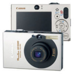 Canon - PowerShot SD1000 Digital Camera