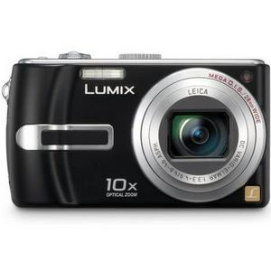 Panasonic LUMIX Digital Camera DMC-TZ3